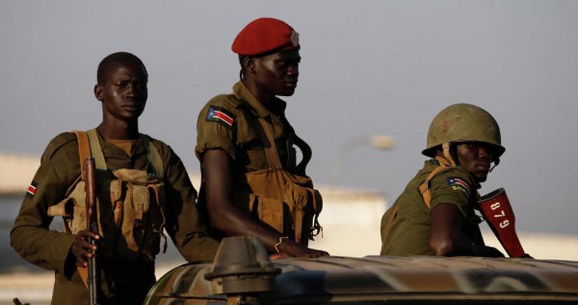 Sudan paytaxtında toqquşmalar zamanı 12 nəfər yaralanıb