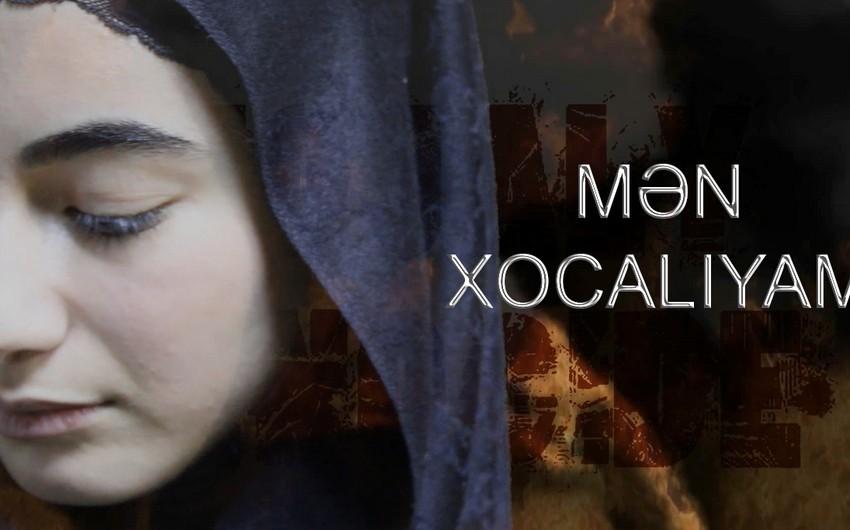 Bir qrup gənc Xocalı soyqırımının 24-cü ildönümüylə bağlı videoçarx hazırlayıb - VİDEO