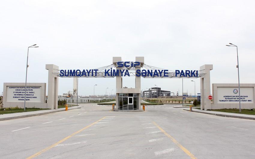 Sumqayıt Kimya Sənaye Parkının nəzdindəki Peşə Tədris Mərkəzinin adında dəyişiklik edilib
