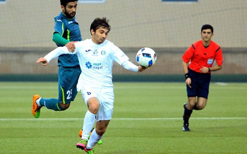 Футболист клуба Сумгайыт задержан за кражу