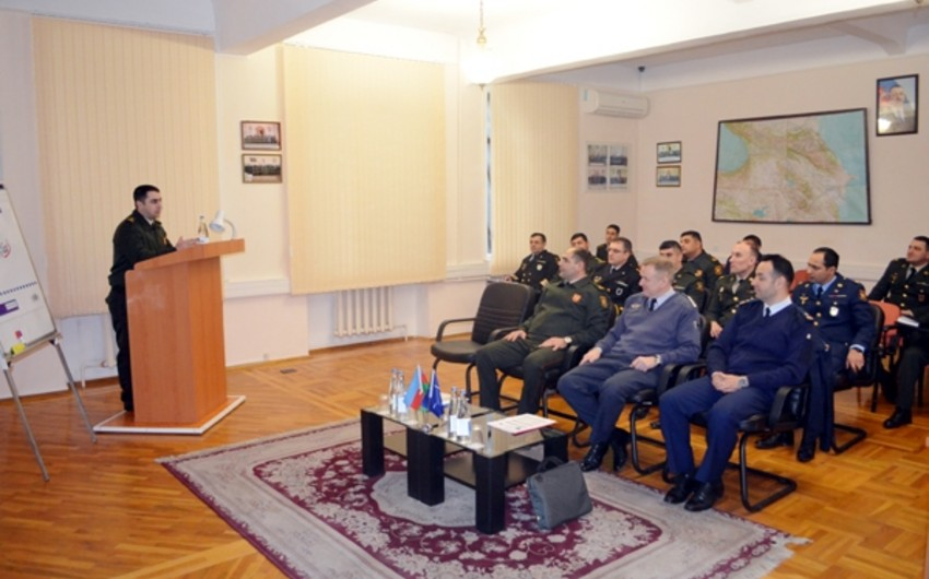 NATO training course started in Armed Forces Military Academy