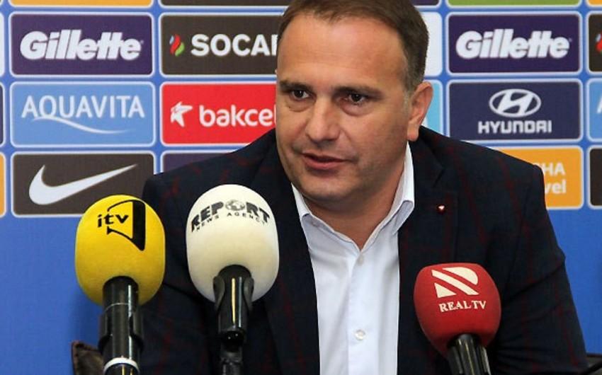Miloş Velebit: Elit Məşq layihəsi sayəsində regionlarda milli komandalar üçün futbolçu seçə biləcəyik