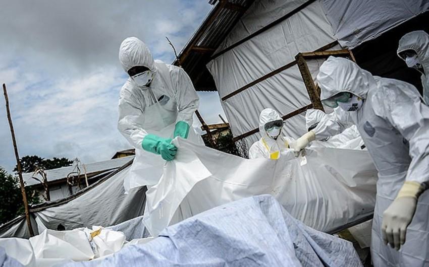 Ebola virusuna qarşı vurulan peyvənd 2 min insanı xilas edib