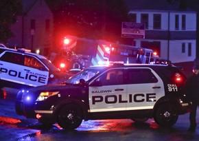 ABŞ-da polis üç nəfəri güllələyərək öldürüb
