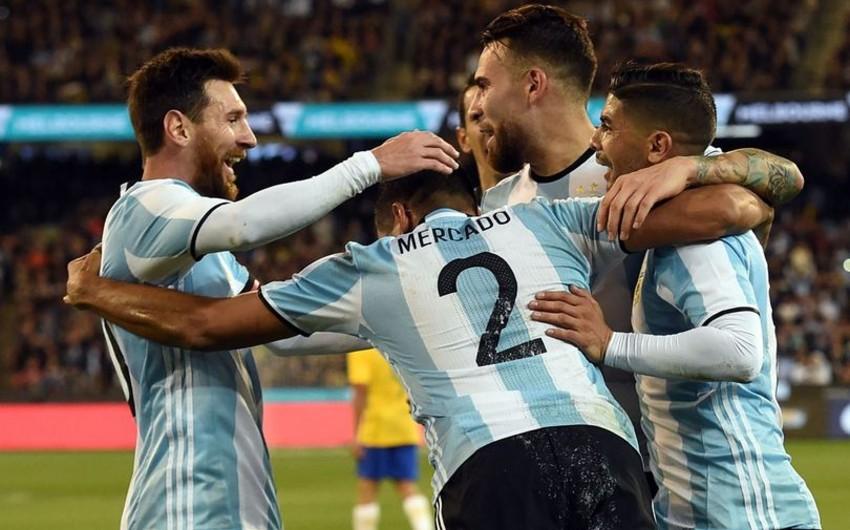 Argentina millisinin futbolçuları qaçaqmalçılıqda günahlandırılır