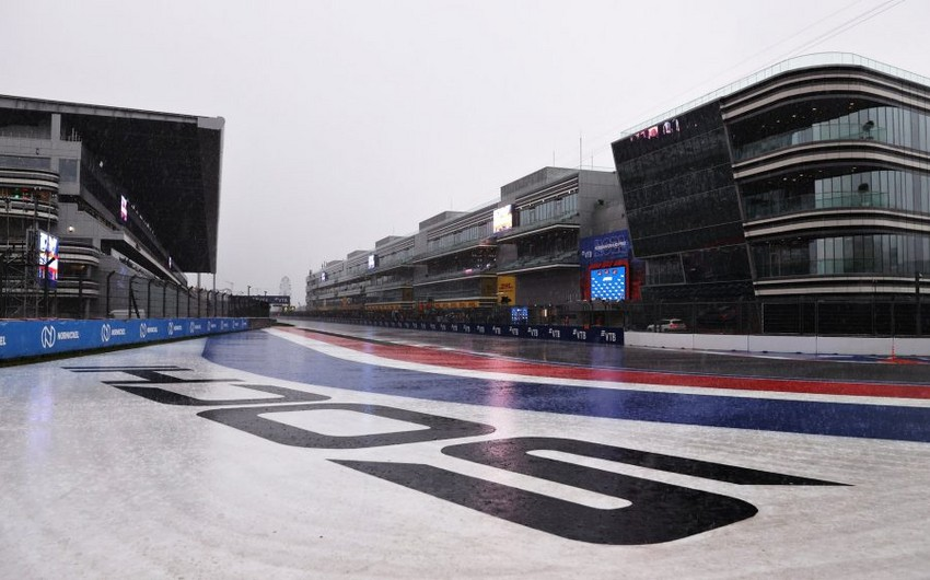 Final practice session for Russian Grand Prix cancelled