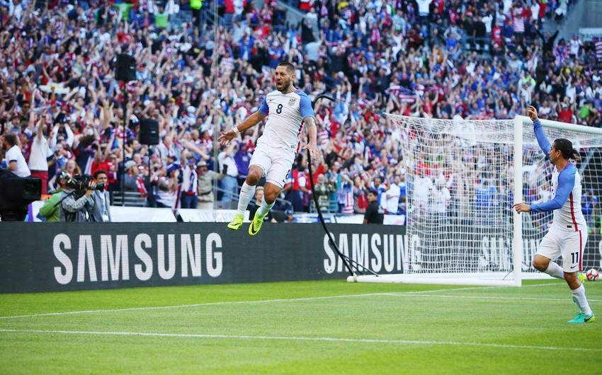 США вышла в 1/2 финала Кубка Америки по футболу, обыграв команду Эквадора - ВИДЕО
