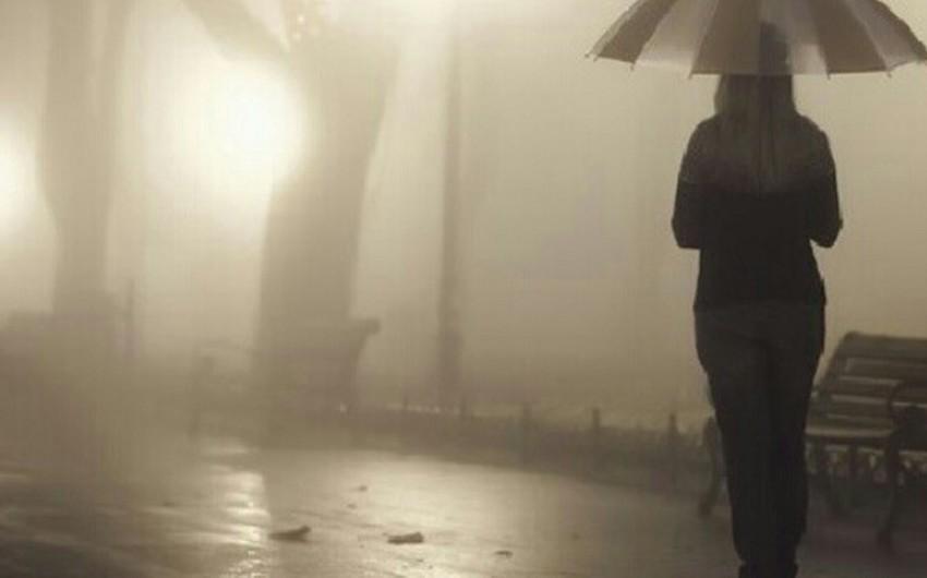 Bazar gününə olan hava proqnozu açıqlanıb