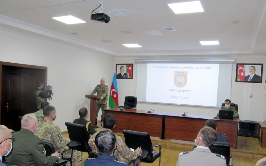 International organizations were informed about Armenia's direct participation in conflict