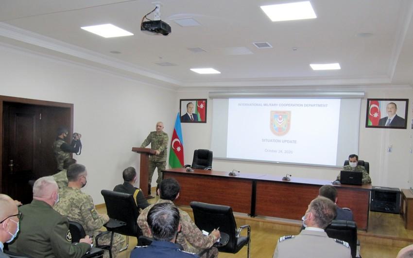 Международные организации проинформированы о прямом участии Армении в карабахском конфликте
