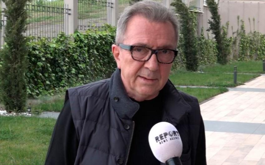 Osman Sınav: Mübariz İbrahimovla bağlı film çəkmək istəyirəm - MÜSAHİBƏ