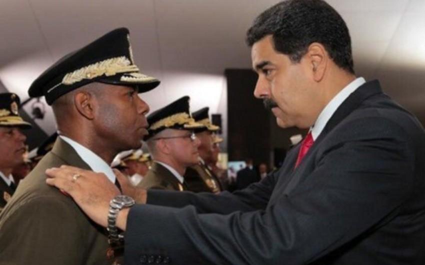В отеле в Венесуэле найден мёртвым генерал, связанный с экс-главой разведки