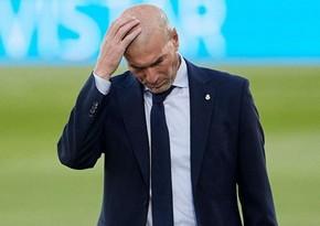 Зидан решил уйти из «Реала»