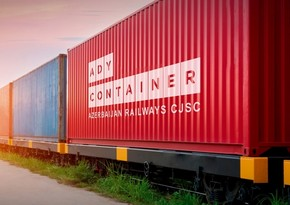 Azerbaijan eyes to increase container transportation by rail