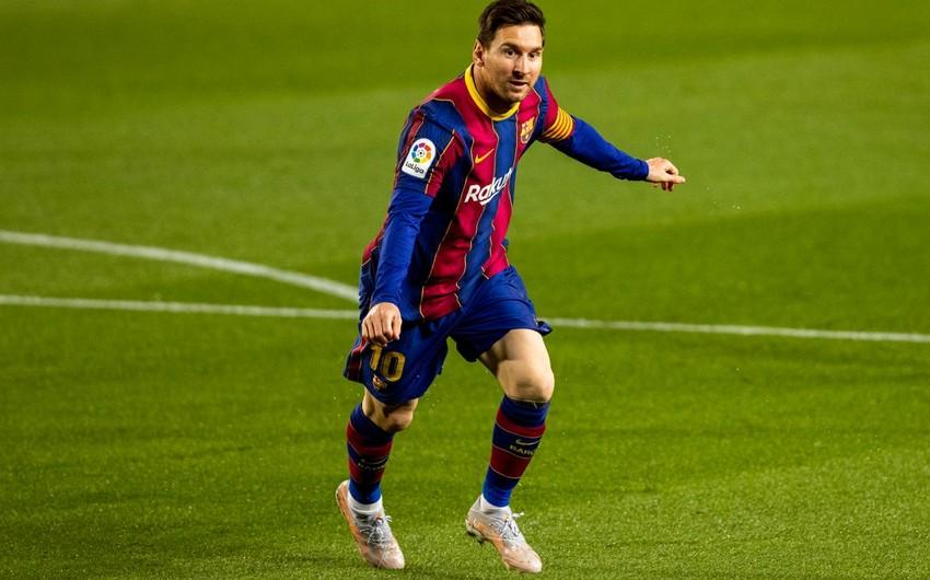 Messi Pelenin daha bir rekordunu qırdı