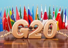 G20: Мировая экономика демонстрирует сигналы улучшения