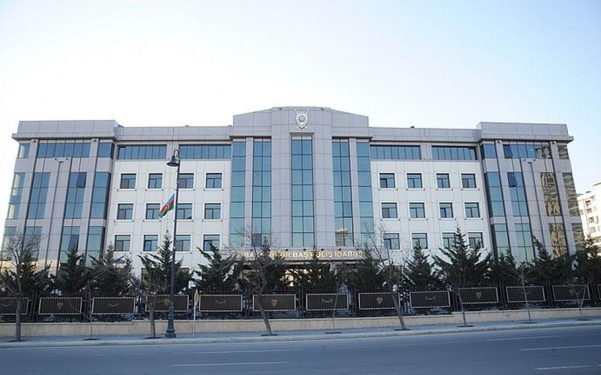 Bakı şəhər Baş Polis İdarəsində yeni təyinat olub
