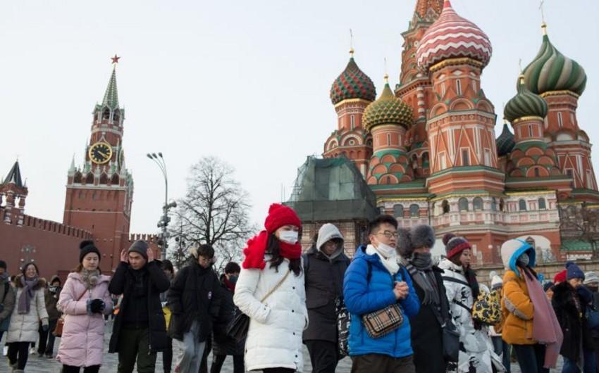 Rusiyada koronavirusa bir gündə 200-ə yaxın insan yoluxdu