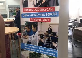 Azərbaycan - Fransa əmək sərgisi açılıb
