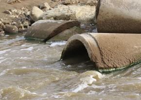 Nazirlik: Bakıda milyonlarla kubmetr çirkab su Xəzər dənizinə axıdılır
