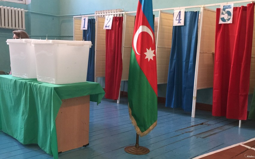 Polling stations created in military units and correctional facilities