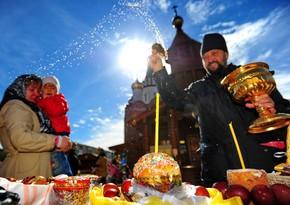 Xristianların ən böyük bayramı - Pasxa
