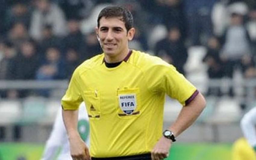 UEFA azərbaycanlı hakimlərə yeni təyinatlar verib