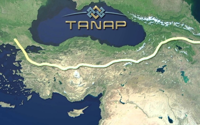 TANAP Dünya Bankının siyahısında lider olub