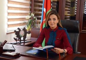 """Könül Nurullayeva: """"Postmüharibə dövründə Azərbaycana sərmayələr üçün yeni imkanlar açılır"""""""
