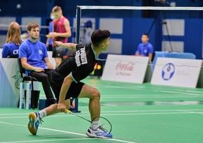 MDB Oyunları: Azərbaycanın 4 badmintonçusu 1/4 finala yüksəlib