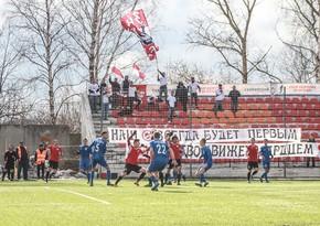 В России во время матча скончался футболист