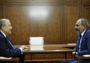 Pashinyan, Sarkissian discuss early elections