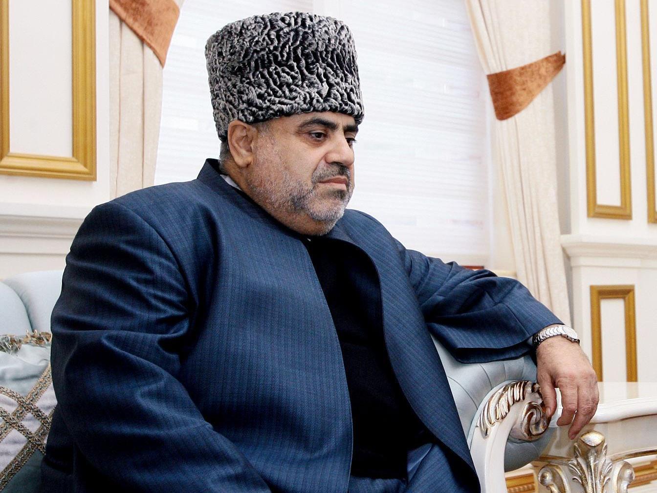 Глава Управления мусульман Кавказа посетит Турцию