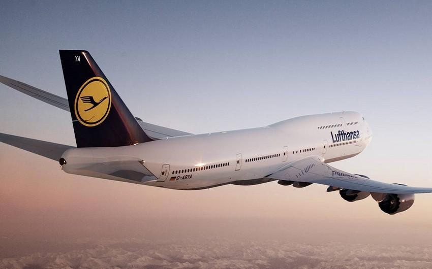 Lufthansa aviaşirkəti 800 reysi ləğv edəcək