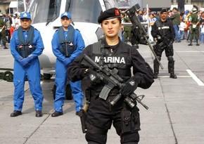 Meksikada polisə hücum zamanı 13 nəfər öldürülüb