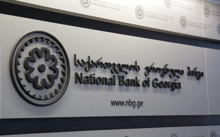 Gürcüstan Milli Bankı hərraca 20 milyon dollar çıxaracaq