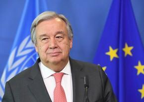 Генсек ООН: Уровень ядерной угрозы в мире достиг максимума почти за 40 лет