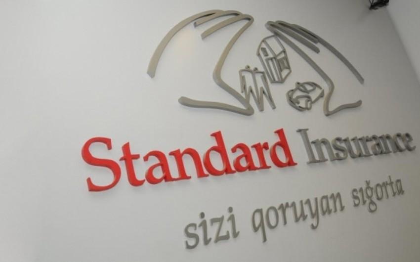"""""""Standard Insurance"""" ötən ili mənfəətlə başa vurub"""