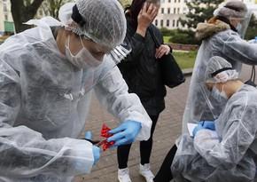 В Беларуси число заразившихся коронавирусом достигло 66 846