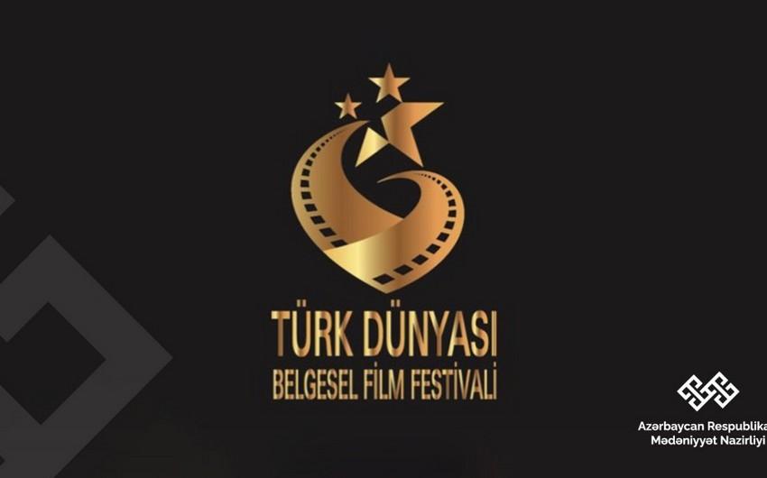 Azərbaycan filmləri türk dünyası sənədli film festivalının finalçıları olub