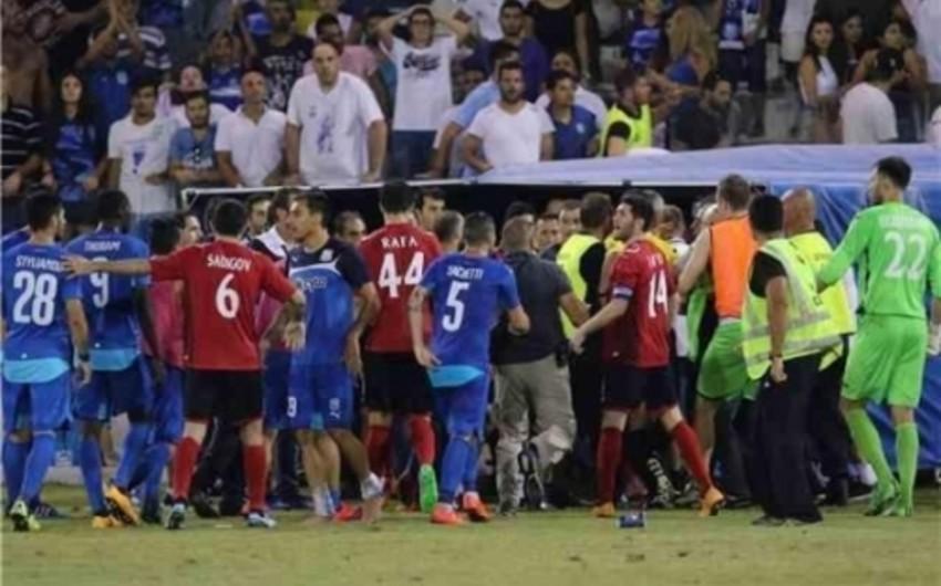 UEFA Apollon - Qəbələ matçı ilə bağlı 3 intizam işi açıb