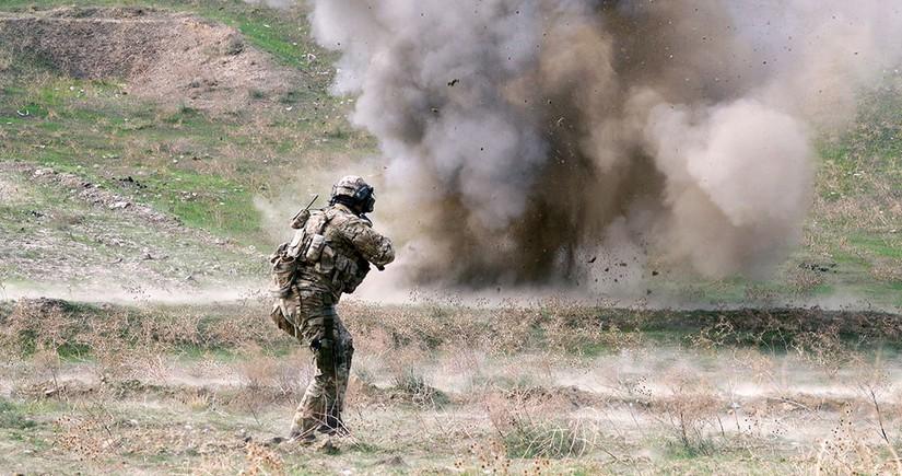 В Силах специального назначения завершились тактико-специальные учения