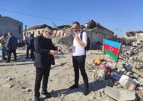 Представители турецкого медиа побывали в Гяндже