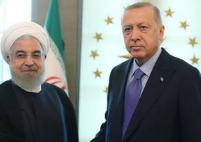 Между лидерами Турции и Ирана состоялся телефонный разговор