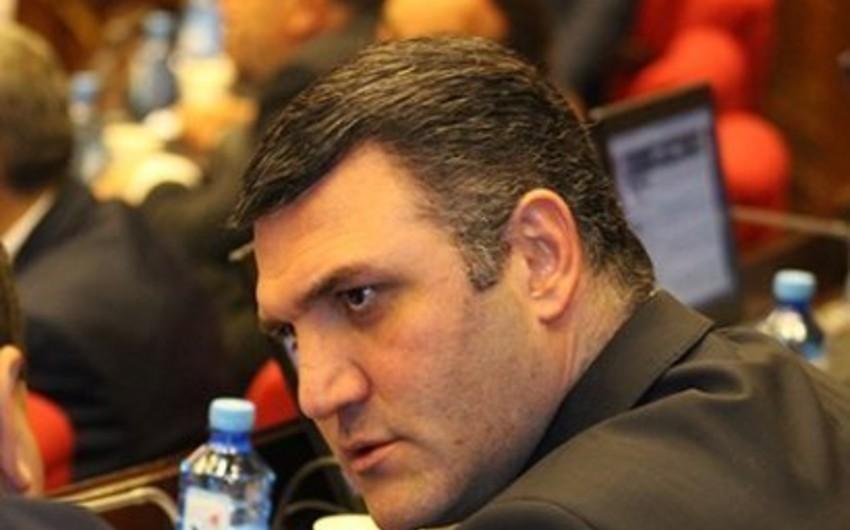 Ermənistanın keçmiş baş prokuroru axtarışa verilib