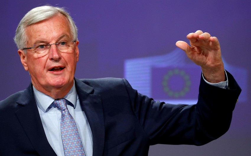 Michel Barnier to run in French presidential election