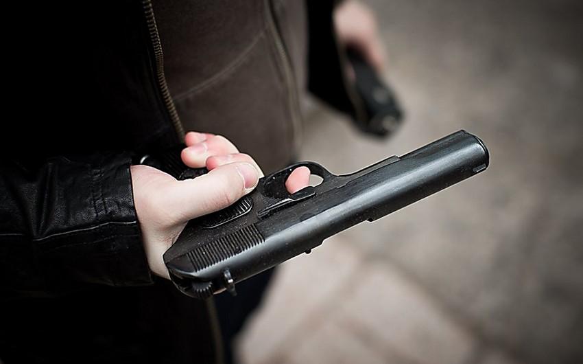 Türkiyə klubunun prezidentinə silahlı hücum olub