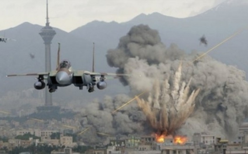 İsrail aviasiyası Suriyanı bombaladı, ölənlər və yaralananlar var
