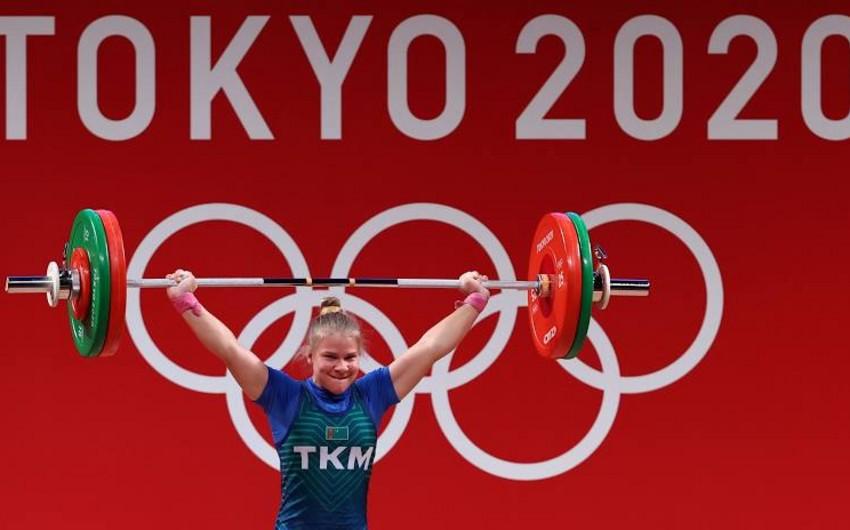 Türkmənistan tarixində ilk dəfə olimpiya medalı qazandı