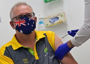 Премьер-министр Австралии сделал прививку от COVID-19